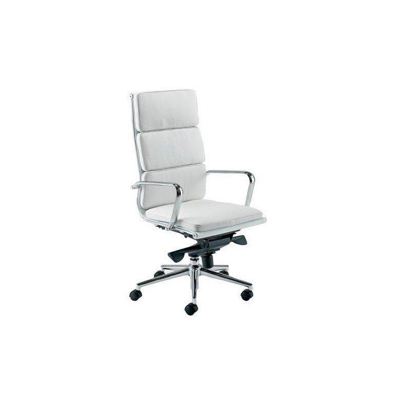 Cadira Alta Misuri Blanca