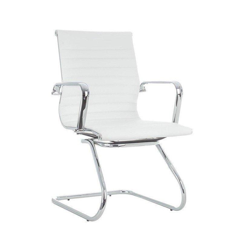 Cadira Fixa Alabama Blanca