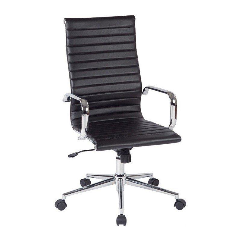 Cadira Alta Budapest Negra