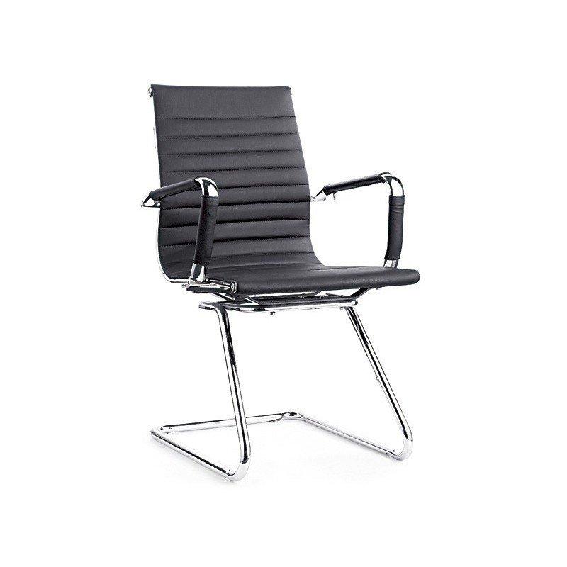 Cadira Fixa Budapest Negra