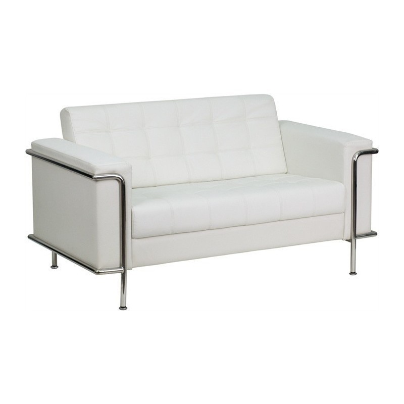 Sofa Aedea Blanc 2 places