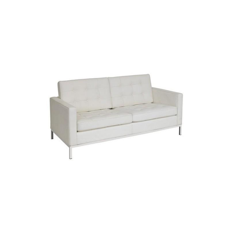 Sofá FLOR 2 Blanco