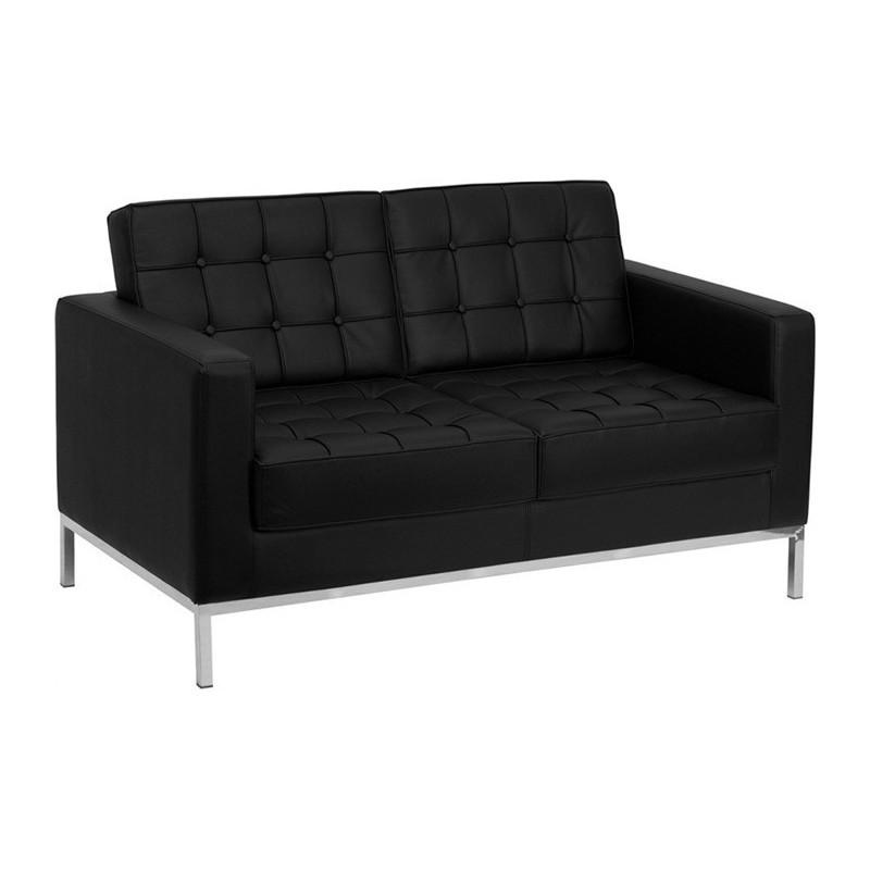 Sofá FLOR 2 Negro