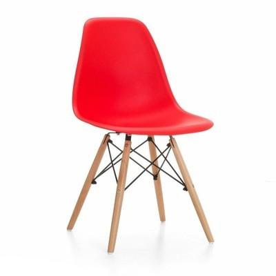 Cadira Stower Vermella