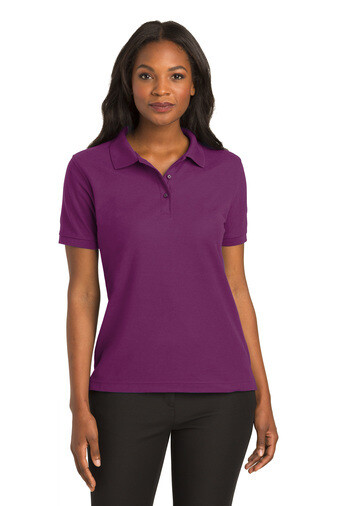 Port Authority® Ladies Silk Touch™ Polo