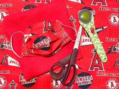 Limited Edition Fun Masks-LA Angels Of Anaheim