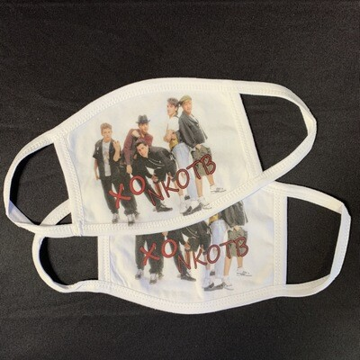 NKOTB Mask