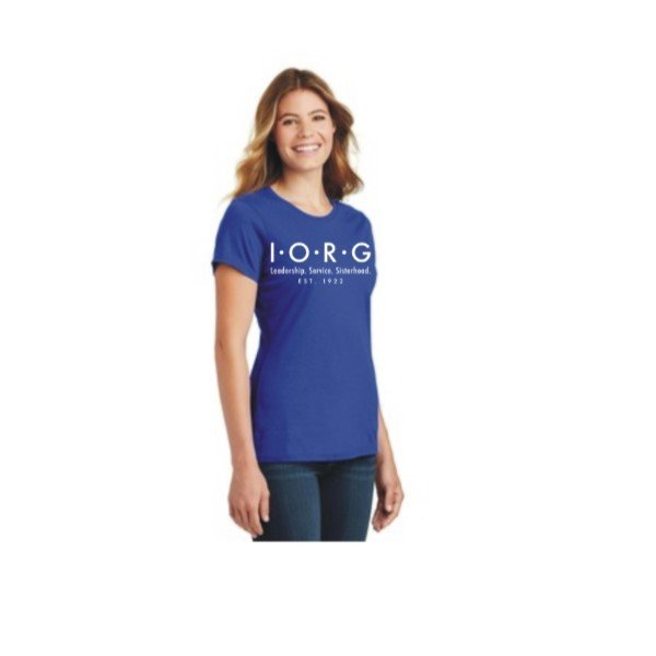 Ladies Fan Favorite Tee -Sisterhood