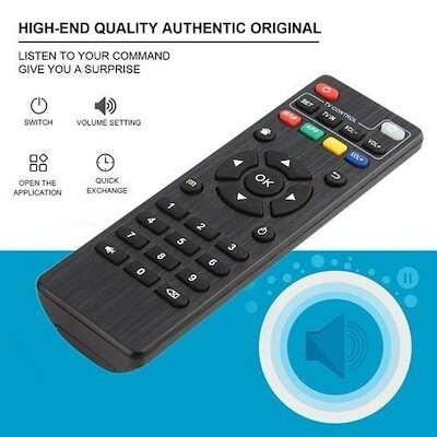 Android TV Remote Control (INCLUDED WITH ANDROID BOX PURCHASE)