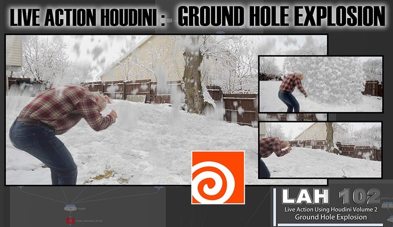 LAH 102- Live Action Houdini Volume 2