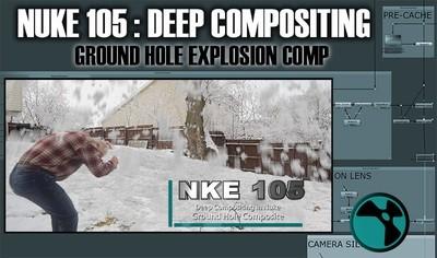 NKE 105 - Deep Compositing in Nuke
