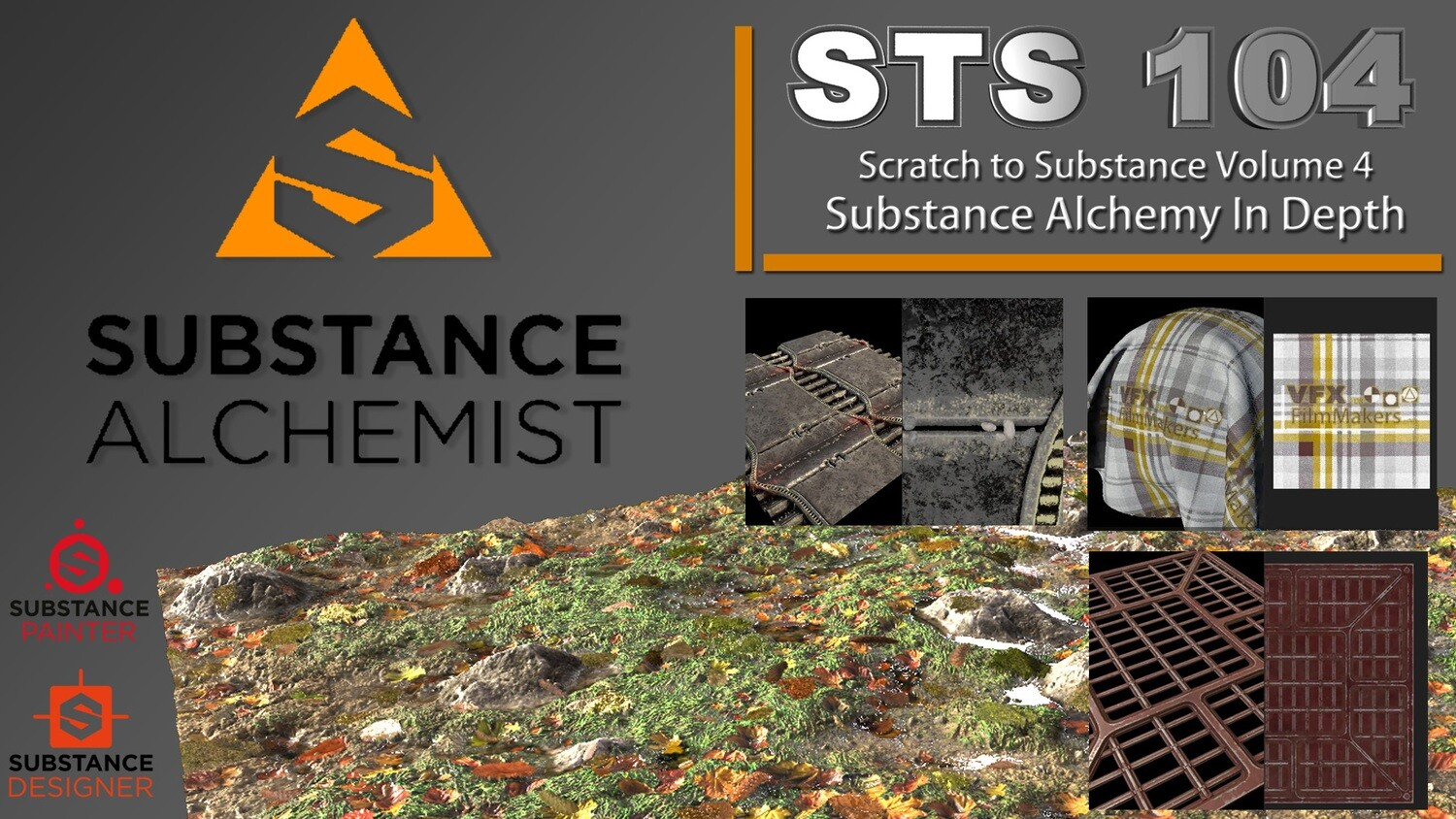 Scratch to Substance V4: Project Substance Alchemy in Depth