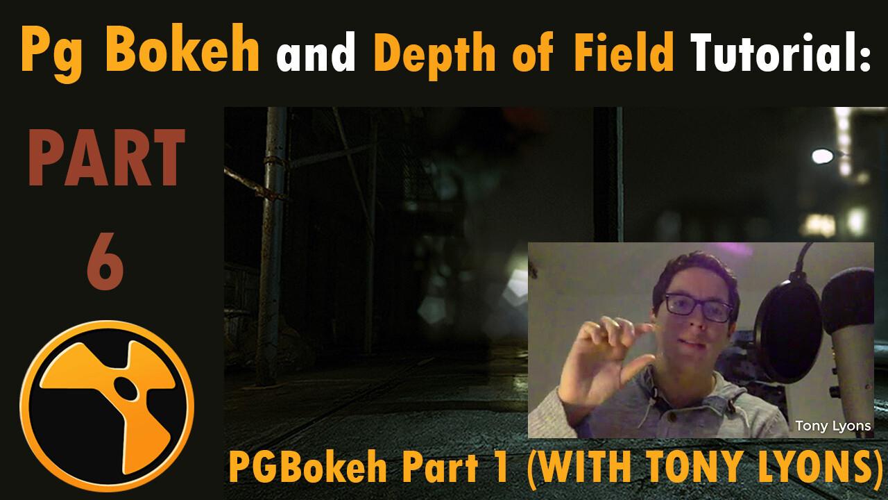 PgBokeh Part 1