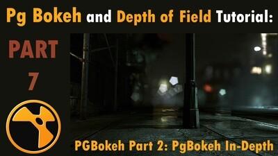 PGBokeh Part 2