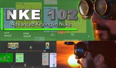 NKE102- Advanced Keying in Nuke