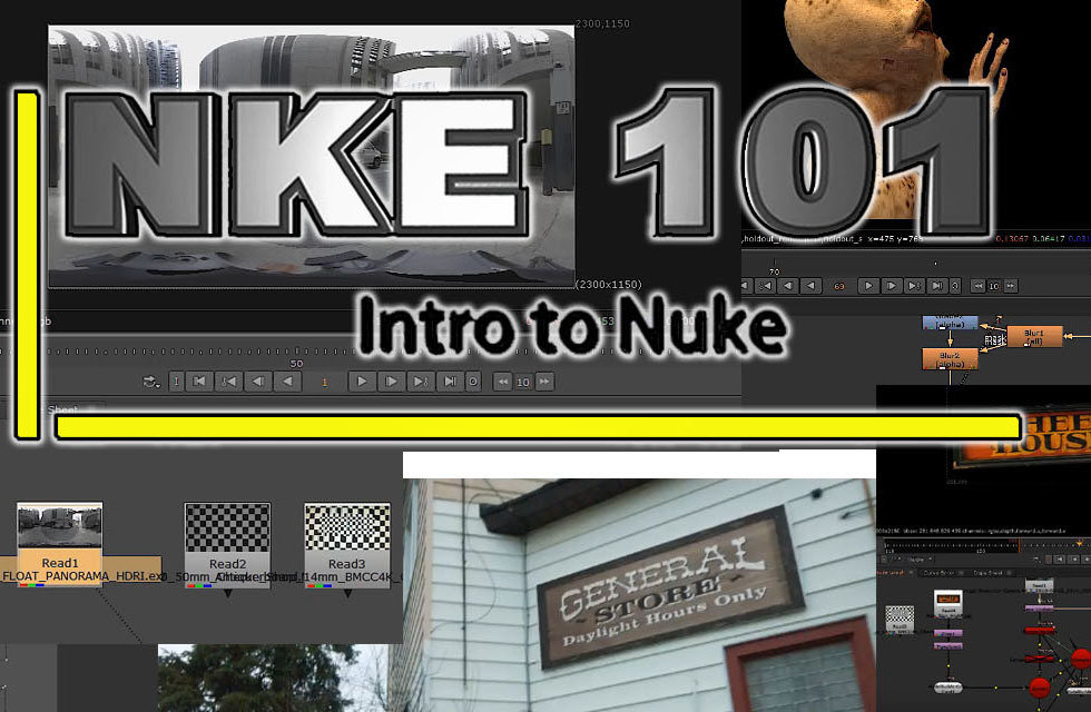 NKE 101 - Introduction to Nuke Class Files