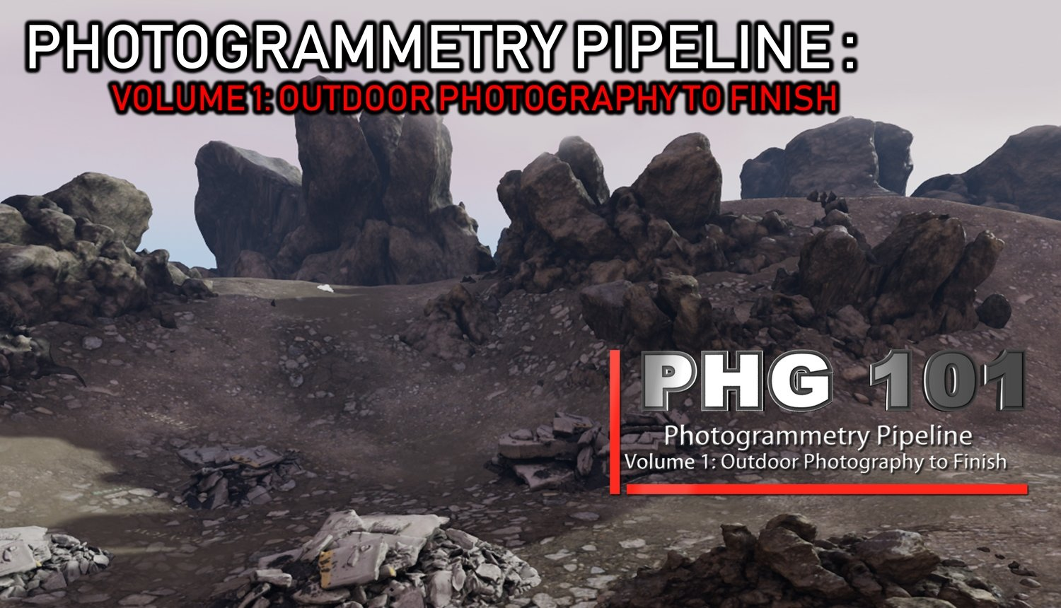 PHG 101- Photogrammetry Pipeline V1
