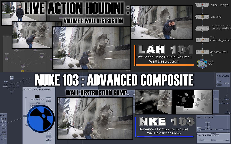 Wall Destruction Super Bundle (LAH101 & NKE103)