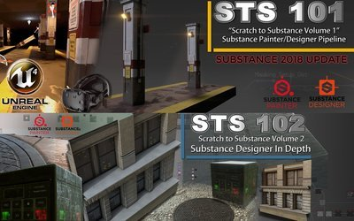 Substance Super Pack (STS101 & STS102)