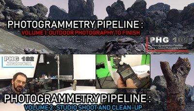 Photogrammetry Super Pack (PHG 101 & PHG 102)