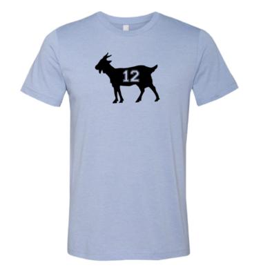 #12 Goat Tee