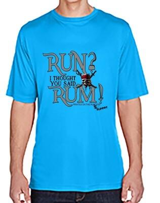Mens Pirates on the Run shirt