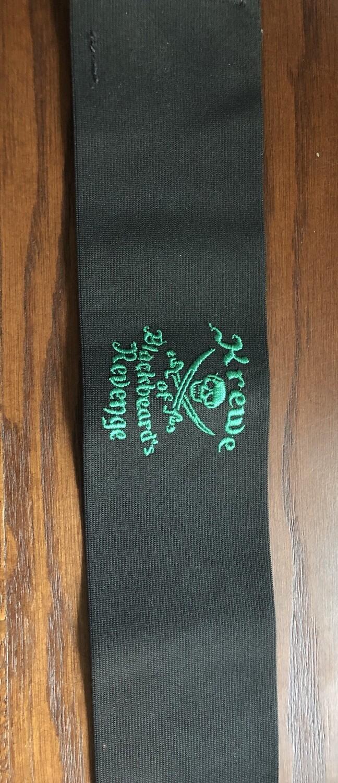 Elastic armband with velcro