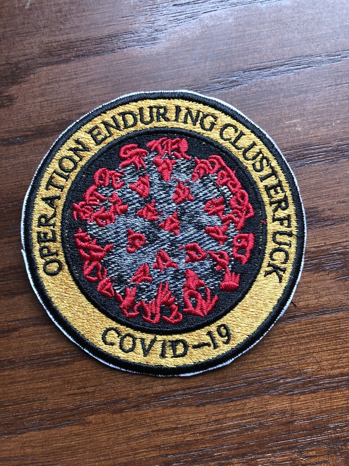 Covid patch