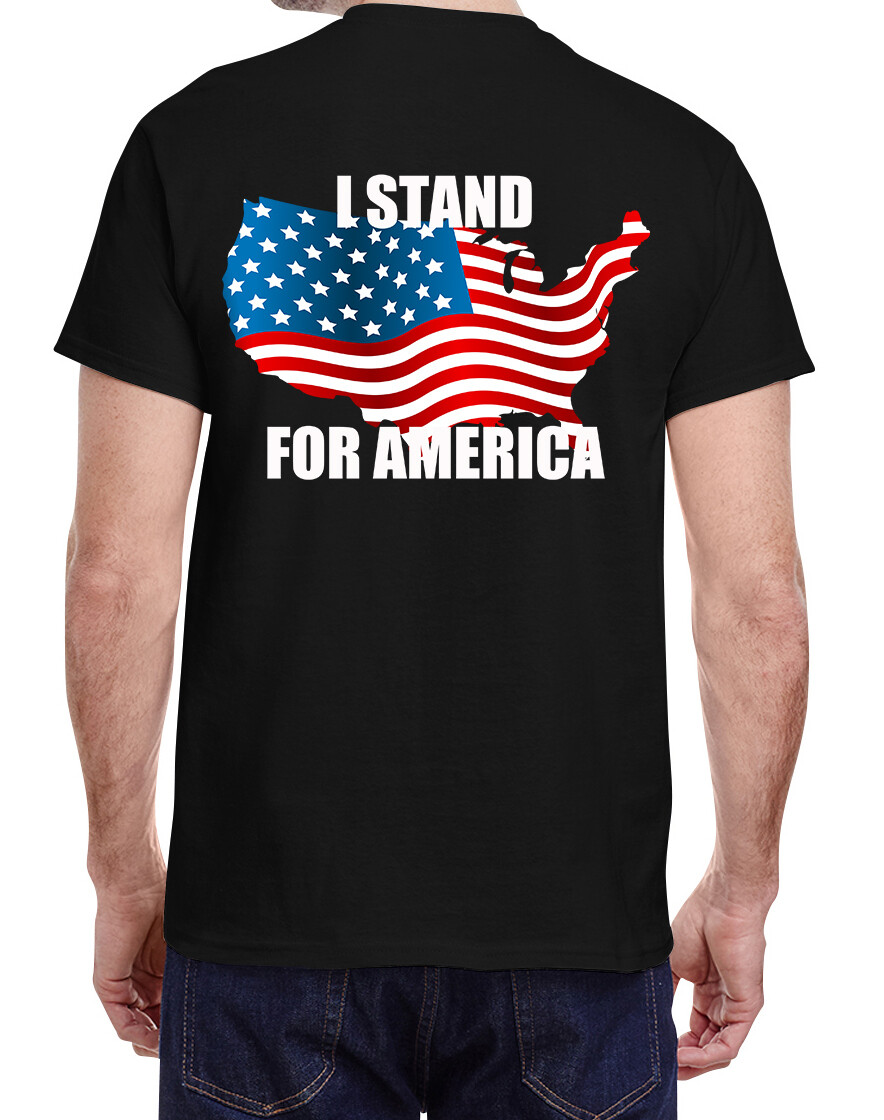 I stand for America shirts