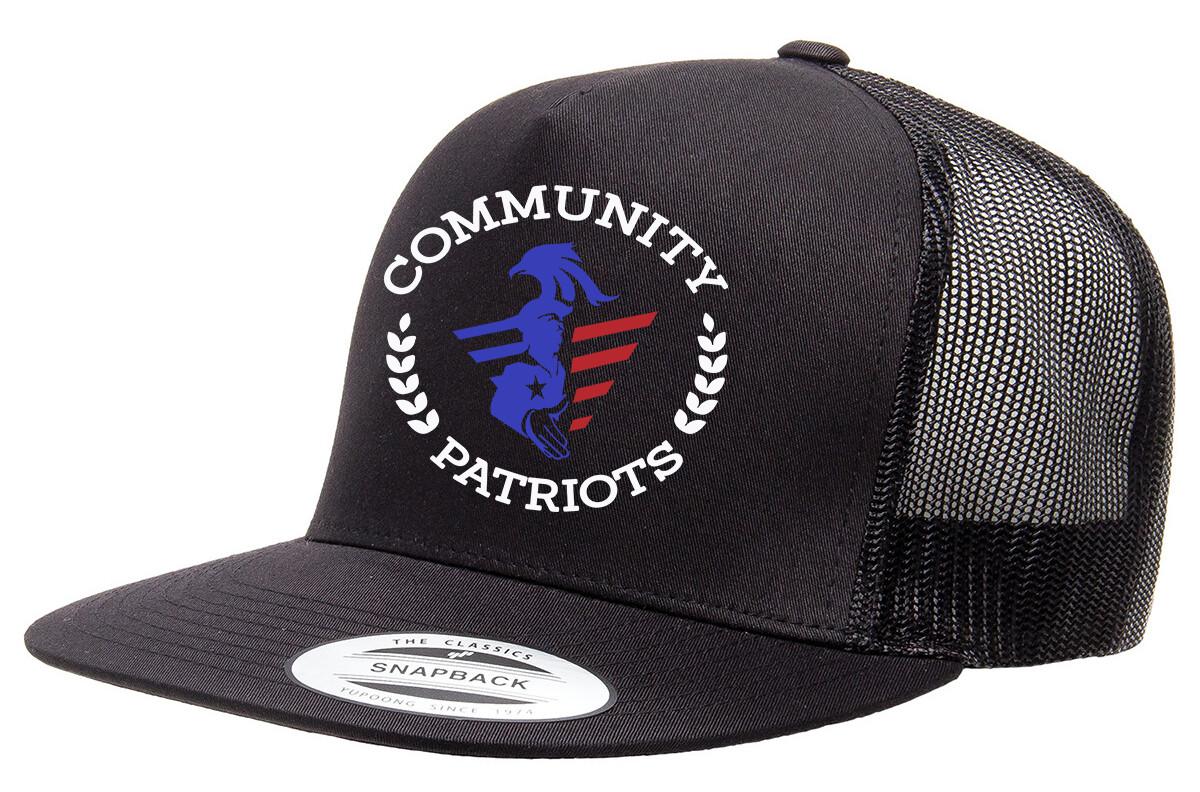 Community Patriots Trucker hat