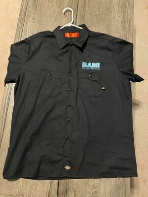 BAM! Dickies Work Shirt