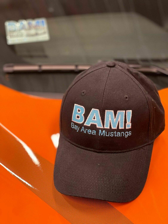 BAM Velcro back Hat