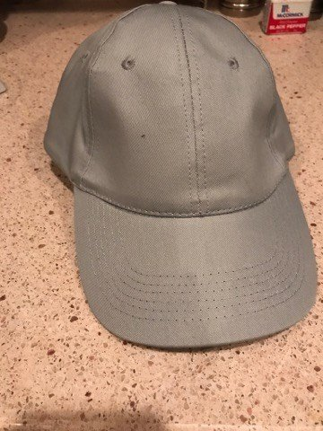 Wild Stallion Velcro back Hat