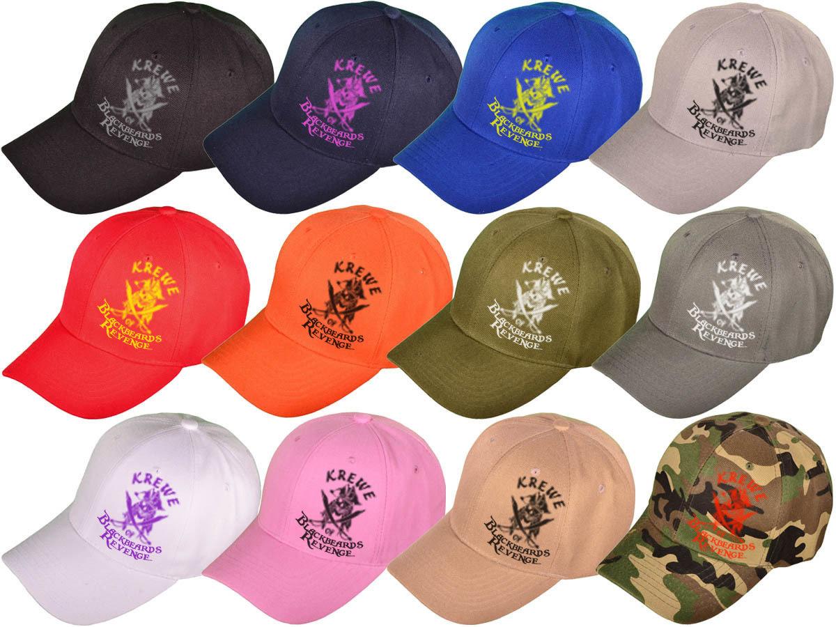 KBR Velcro Back Hat