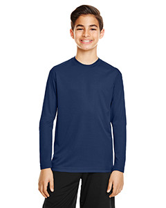 Youth dri fit long sleeve