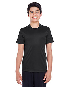Youth dri fit short sleeve