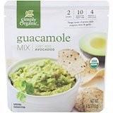 Simply Organic - Melange guacamole bio 113g