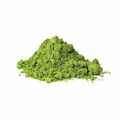 The vert matcha en poudre 200g Vrac biologique