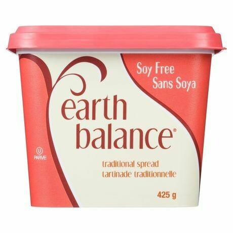 Earth Balance - Tartinade Sans Soya 425g