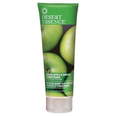 Desert Essence - Revitalisant Pomme Verte bio 237ml