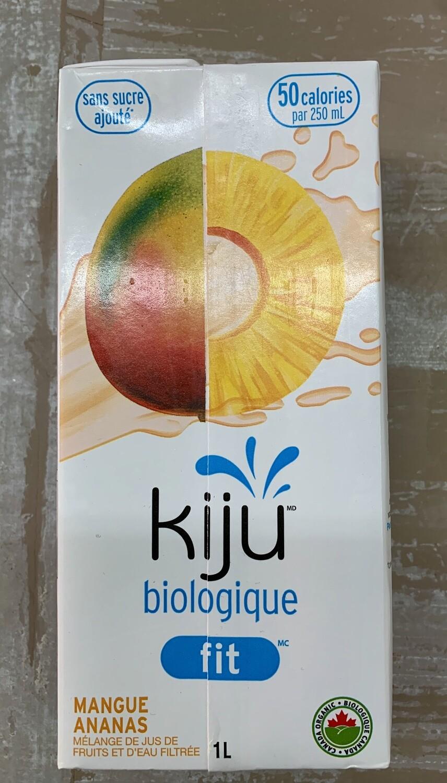 Kiju - Fit Mangue Ananas bio 1L