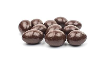 Amandes enrobées de chocolat noir bio 300g Vrac