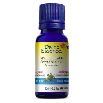 Divine essence - Épinette Noire 15ml