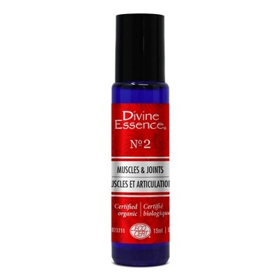 Divine essence - Remède Muscle & Articulation Roll-On