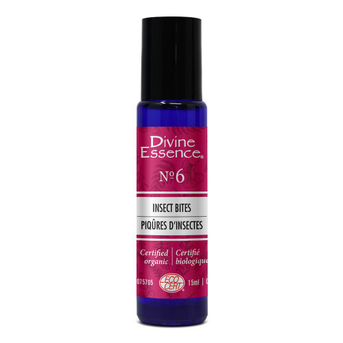 Divine essence - Remède Piqûres d'insectes Roll-On