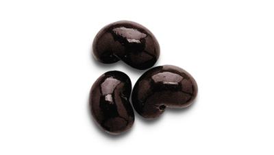 noix de cajou enrobées de chocolat noir bio et sel de mer 300g Vrac