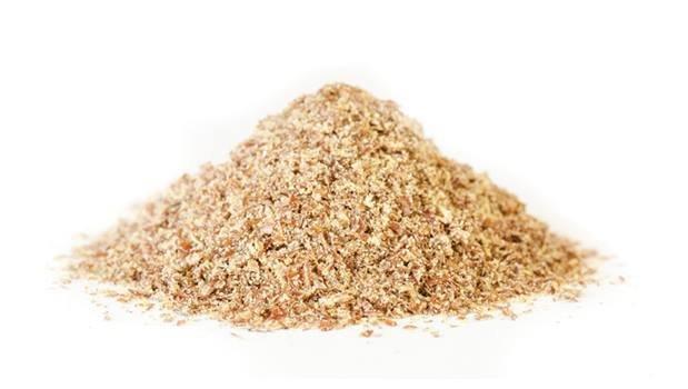 Graines de lin brun concassées bio 1KG Vrac