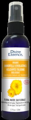 Divine Essence - Eaux florales Hélichryse Italienne immortel bio 110ml
