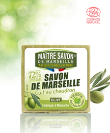 Maitre Savon De Marseille - Savon de marseille en Bloc 500g