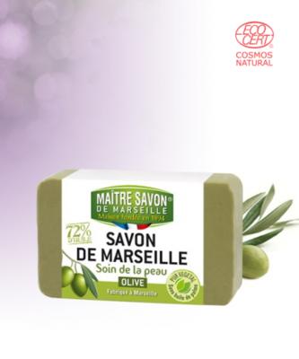Maitre Savon De Marseille - Special Lot de 5 savons de marseille 5x100g
